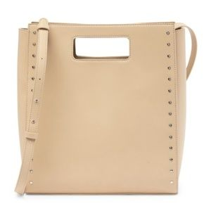 French Connection Cecily Cut-Out Tote Bag